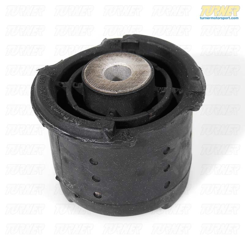 T#13480 - 33316770783 - Rear Axle Rubber Mounting FRONT LEFT 33316770783 - Lemforder -