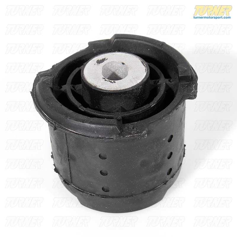 T#15681 - 33316770784 - Rear Axle Rubber Mounting FRONT RIGHT 33316770784 - Lemforder -