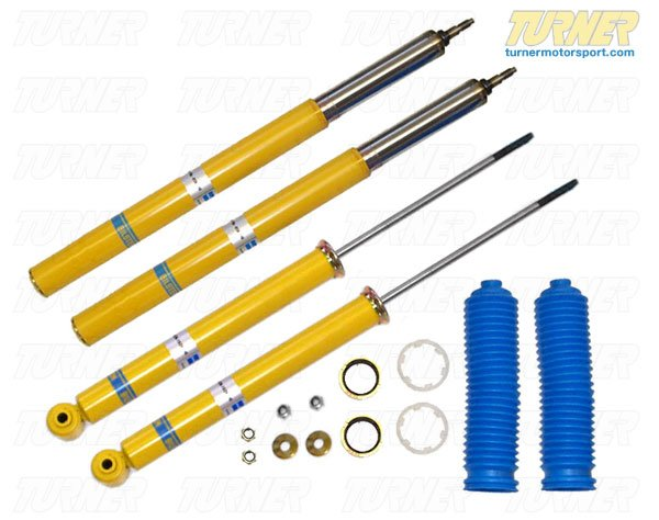 T#3713 - E30HDSET - E30 Bilstein HD Shocks (set of 4)  - Bilstein - BMW