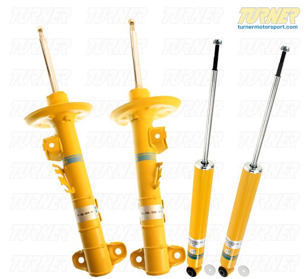 T#3719 - E36318EARLYSPSET - E36 Bilstein Sport Shocks - E36 318i to -6/92  (Set 4) - Bilstein - BMW