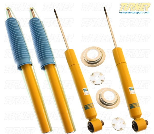 T#4137 - E34SP-3018 - E34 Bilstein Sport Shocks - E34 525i 535i 89-7/90 (Set of 4) - Bilstein - BMW