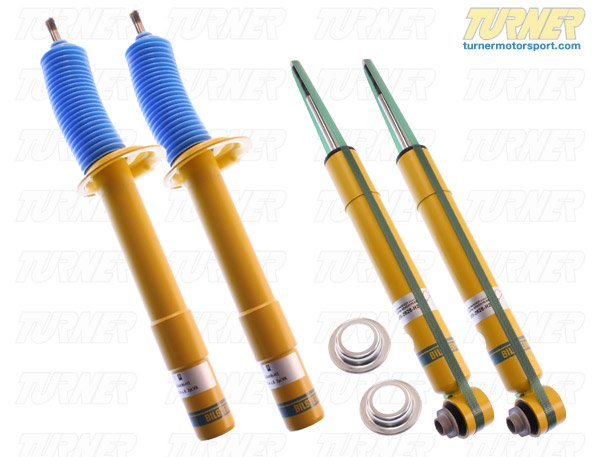 T#3730 - E396CYLHDSET - E39 Bilstein HD Shocks - E39 525i/528i/530i  (Set of 4) - Bilstein - BMW
