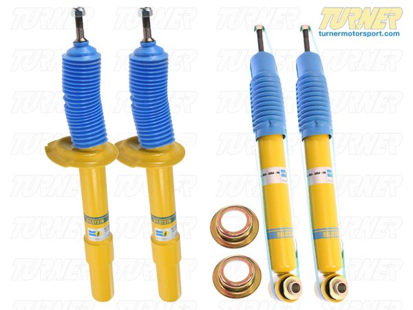T#5813 - E60SPSUSP-6CYL - E60 525i/528i/530i/535i H&R/Bilstein Sport Suspension Package  - Bilstein - BMW