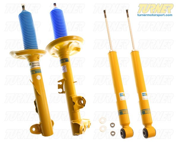 T#3659 - Z3HDSET - Z3 Bilstein HD Shocks - Z3 1.9/2.3/2.5/2.8/3.0 - (Set of 4) - Turner Motorsport - BMW
