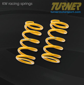 T#20609 - 39720297 - KW Coilover Kit - Clubsport - F10 528i 535i 550i M5 - KW Suspension - BMW