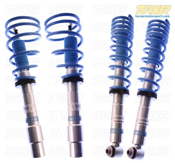 T#12155 - HE5-B116 - E60 525i/528i/530i/535i/545i/550i Bilstein PSS Coil Over Suspension - Bilstein - BMW