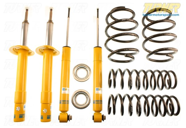 T#22137 - 46-180858 - E39 540i Bilstein B12 Pro-Kit Sport Suspension Package - Bilstein - BMW
