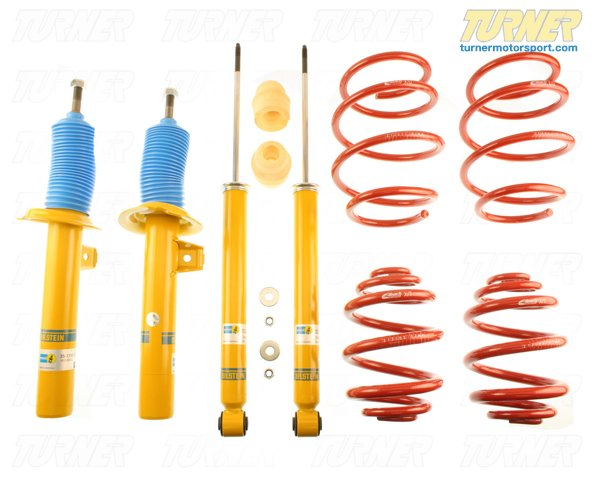 T#22144 - 46-180117 - E46 323/325/328/330i Bilstein B12 Sportline Sport Suspension Package - Bilstein -