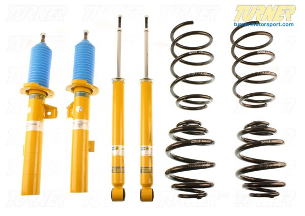 T#22142 - 46-181275 - E89 Z4 35i Bilstein B12 Pro-Kit Sport Suspension Package - Bilstein - BMW