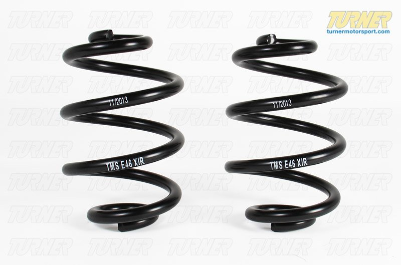T#61138 - 33533413081-2 - Replacement Rear Springs - (pair) - E83 X3 2.5i, 3.0i, 3.0si - Packaged by Turner - BMW