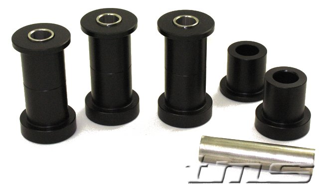 T#381 - AKGRTAB - Rear Trailing Arm Bushings (RTAB) - Polyurethane Race - E30, Z3 - AKG -