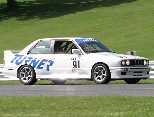 T#4076 - E30TMSJSTOCK - E30 Turner Motorsport Stock-Class Racing Suspension - (NO LONGER AVAILABLE) - Turner Motorsport -