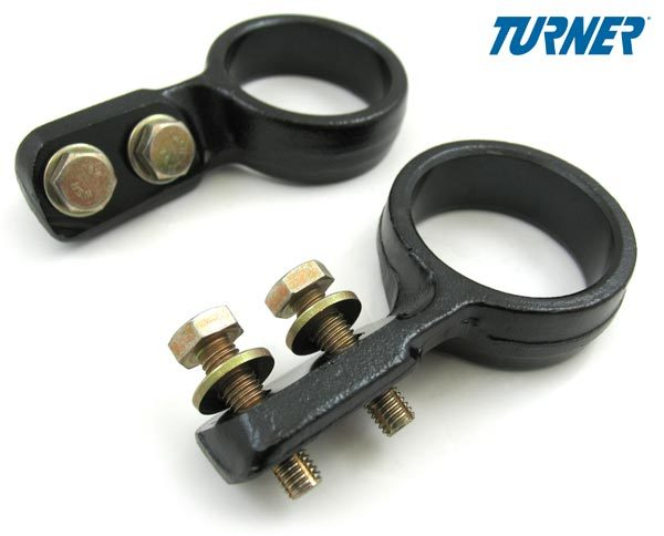 T#1464 - TSU9995PB3 - Front Control Arm Bracket Kit - E30, E36, Z3 - Packaged by Turner -