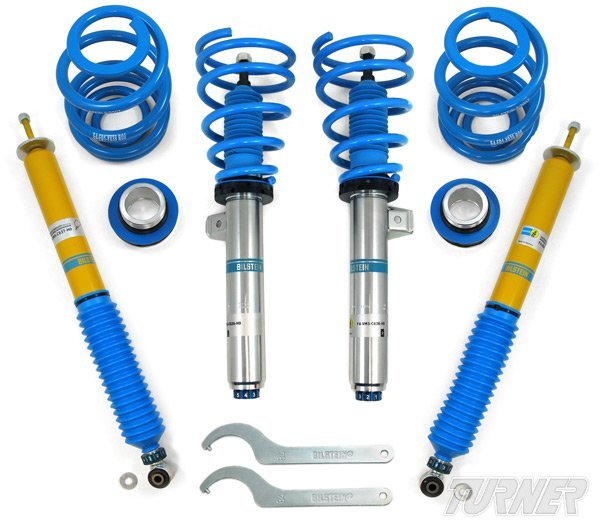 T#1581 - GM5-C638-H2 - E46 323i/325i/328i/330i Bilstein PSS10 Coil Over Suspension - Bilstein - BMW