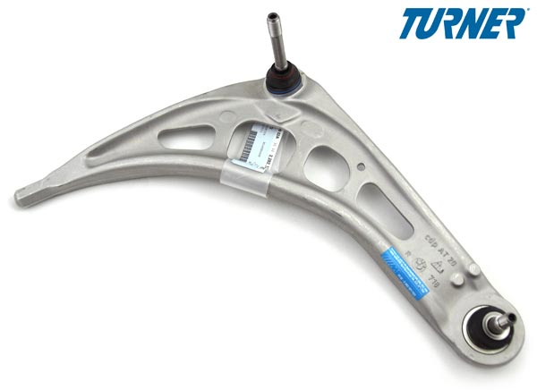 T#1480 - 31122341297 - Genuine BMW Front Control Arm - Left - E46, Z4 - ZHP/Sport Upgrade - Genuine BMW - BMW