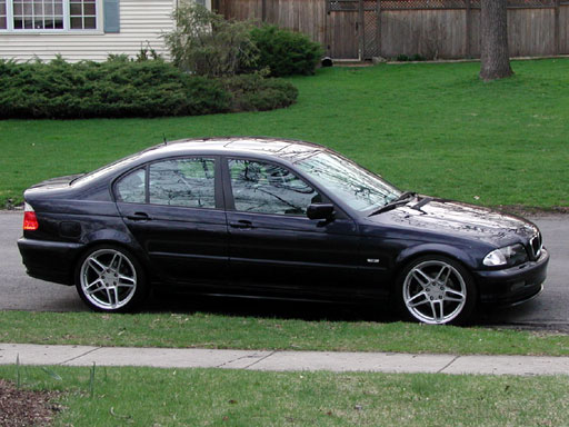 T#3712 - 29484 - H&R Sport Spring Set - E46 Sedan With Factory Sport Suspension - H&R - BMW
