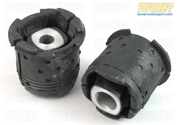 T#12060 - E9X-GPN-RSUBR - Rear Subframe Bushings/Mounts - Rear Pair - Group N Race Rubber - E82, E9X - Genuine BMW - BMW