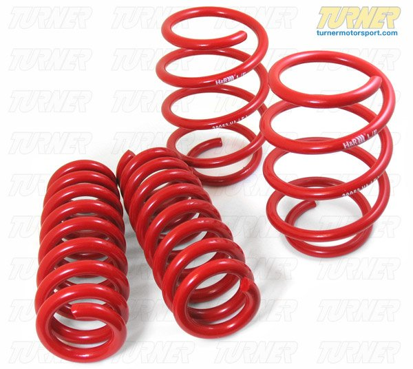 T#176 - 50493-88 - H&R Sport PLUS Spring Set (Stiffer Version) - E90/E92 M3 (2008+) - H&R - BMW