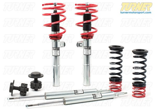T#4327 - 29338-1 - MINI R52 H&R Street Performance Coil Over Suspension - H&R - MINI