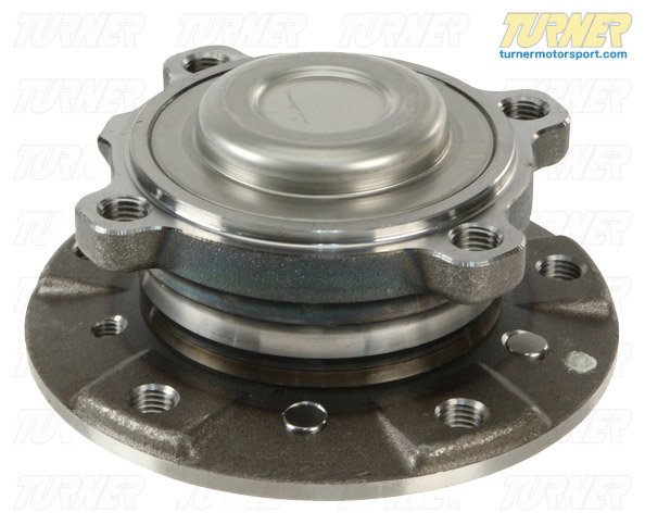 T#338357 - 31222282670 - Front Wheel Bearing with Hub - E60 M5, E63 M6, E82 1M, E9X M3 - BMW