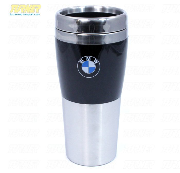 T#2723 - 80902208678 - Genuine BMW Roundel Travel Tumbler - Genuine BMW - BMW