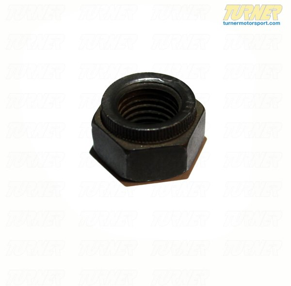T#5325 - 07129900047 - Locking Nut for Flex Disc, Trailing Arm Bushings & More - Genuine BMW - BMW
