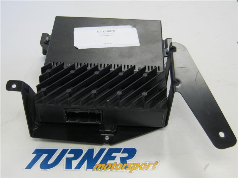 T#11914 - TMS11914 - E46 hifi Amplifier with Bracket (USED) BMW 65128368230 - Turner Motorsport -