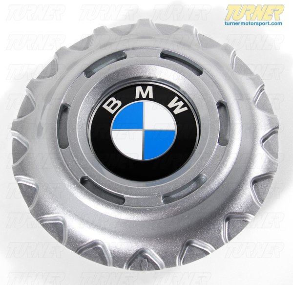 T#8233 - 36131182271 - Genuine BMW Hub Cap - 36131182271 - E38,E39 - Genuine BMW -