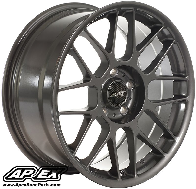 Bmw Apex Arc8 17x8 5 Wheel Set Turner Motorsport