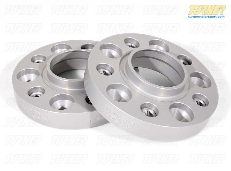 T#5569 - 50757254 - H&R 25mm Bolt-On Wheel Spacers with Mounting Bolts - E70 X5M, E71, F02, F10, F06/F13, F25, F30 - H&R - BMW MINI