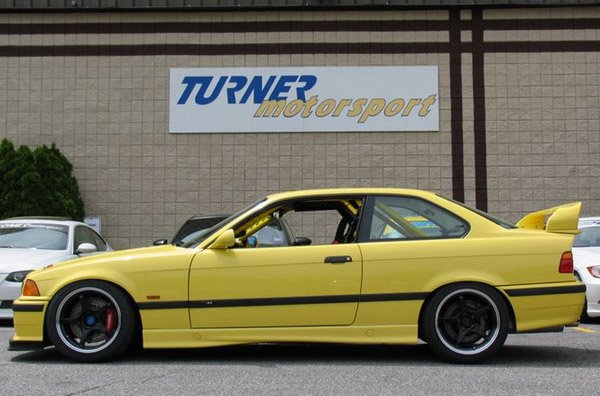 T#4075 - E36TMSWC - E36 Turner Motorsport Group N/World Challenge Coil Over Suspension - Genuine BMW -