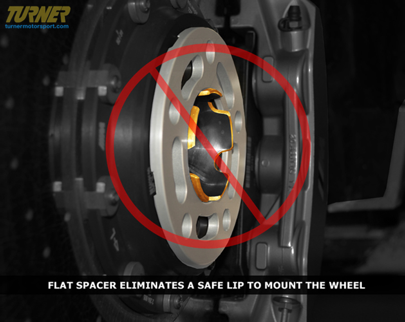 BMW Wheel Spacers Encyclopedia | Turner Motorsport