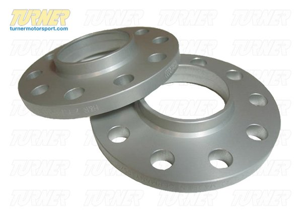 T#3528 - 4075725 - H&R 20mm Wheel Spacers for most BMW 5-Lug (pair) - H&R - BMW