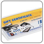 BMW E9 30CS Gift Certificates