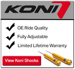 Koni Shocks for BMW