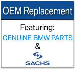 OEM BMW Shocks and BMW Factory Struts