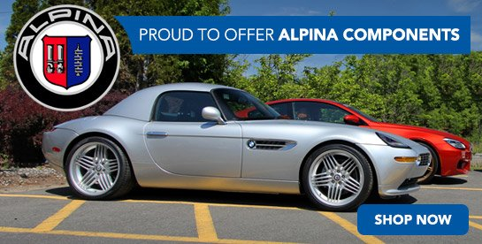 Now Offering Alpina