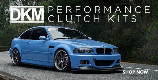 TMS - DKM Performance Clutch Kits - Back In Stock