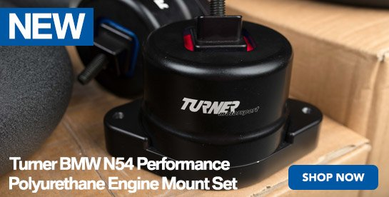 TMS Engine Mount Set