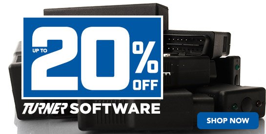 TMS - Up to 20% Off Turner Software Sale Ends 9.24.18 at 11:15 PM (EST)
