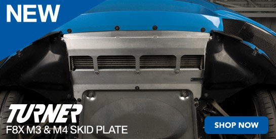 New TMS F8X Skid Plate