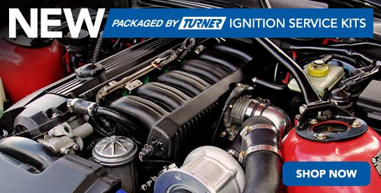 TMS - New Packaged By Turner Ignition Service Kits