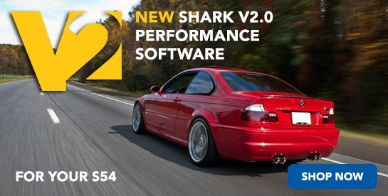 TMS - New Shark V2.0 Performance Software - For Your S54
