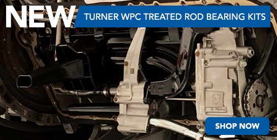 TMS - NEW WPC Treated Rod Bearings
