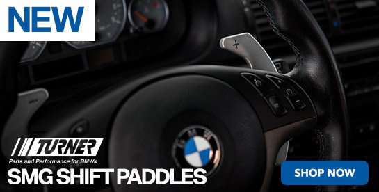 TMS SMG & DCT Paddle Shifters