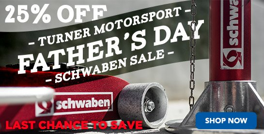 TMS - Father's Day Sale 25% Off Schwaben Tools!