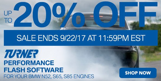 Turner 20% Off Software Flash Sale